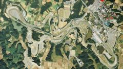 Suzuka International Racing Course - vista aerea