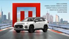 Suzuki a MIMO 2021: la locandina