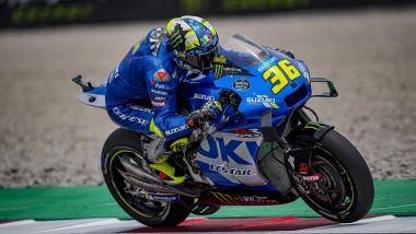 Suzuki a MIMO 2021: la MotoGP di Joan Mir