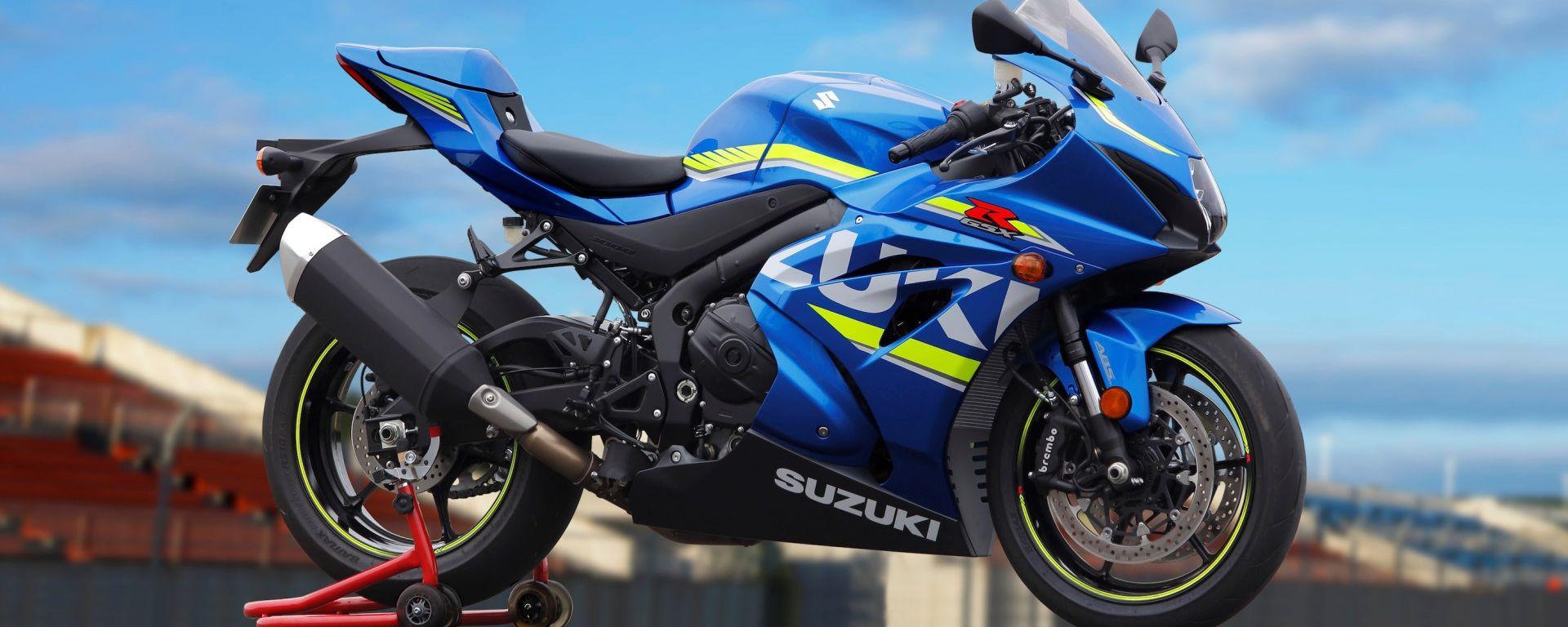 Suzuki a Motodays 2016