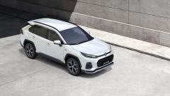 Suzuki Across: visuale dall'alto