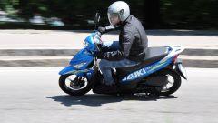 Suzuki Address MotoGP: la prova - Immagine: 3