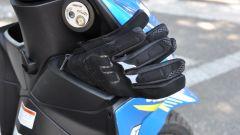 Suzuki Address MotoGP, portaoggetti retroscudo