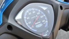 Suzuki Address MotoGP, quadro strumenti