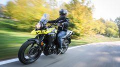 Suzuki: aggiornamenti in vista per V-Strom 250 e GSX250R