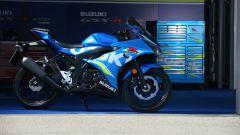 Suzuki al MBE 2018: in mostra la SV650X e il resto della gamma - Immagine: 4