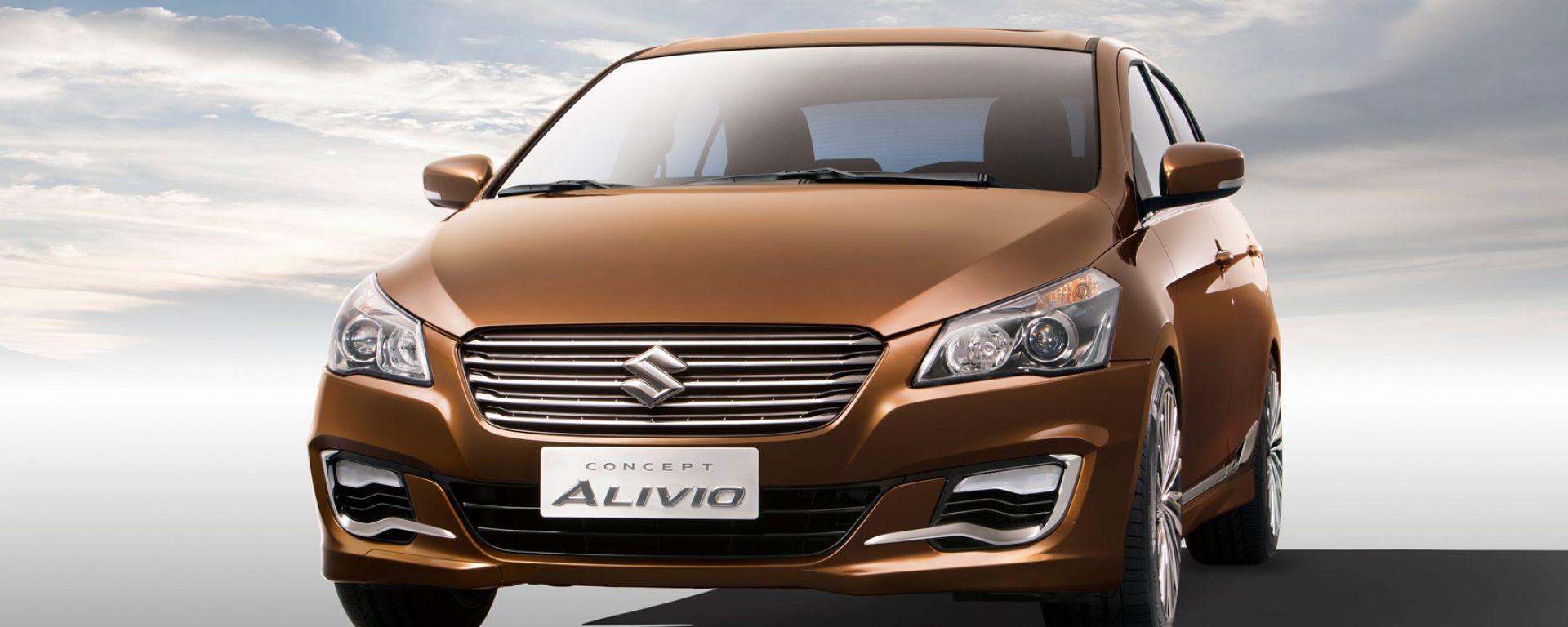 Suzuki Alivio