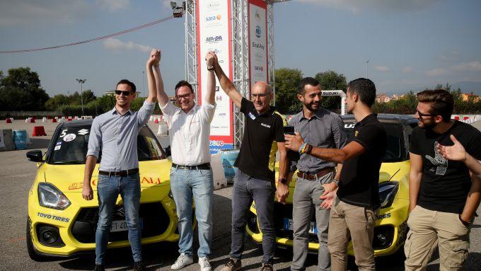 Suzuki, and the winner is...
