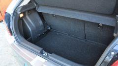 Suzuki Baleno 1.2 Dualjet SHVS, il bagagliaio
