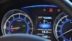 Suzuki Baleno 1.2 Dualjet SHVS, la strumentazione MyDrive