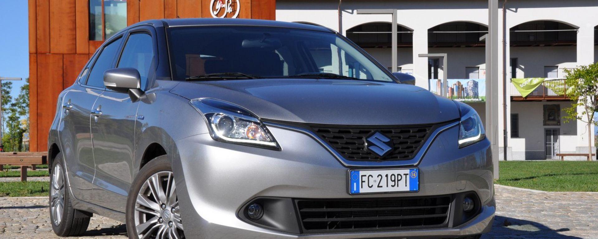 La Suzuki Baleno diventa... Toyota Baleno! In India