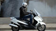 Suzuki Burgman 125/200 ABS - Immagine: 12