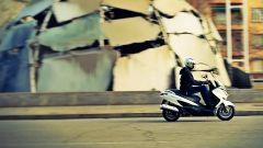 Suzuki Burgman 125/200 ABS - Immagine: 1