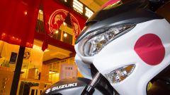 Suzuki Burgman 200 ABS: i migliori Sushi - Immagine: 60