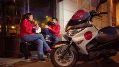 Suzuki Burgman 200 ABS: i migliori Sushi - Immagine: 30
