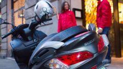 Suzuki Burgman 200 ABS: i migliori Sushi - Immagine: 25