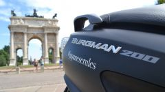 Suzuki Burgman 200 ABS: Sushi test - Immagine: 11