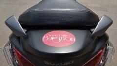Suzuki Burgman 200 ABS: Sushi test - Immagine: 9