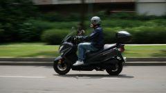 Suzuki Burgman 200: consuma poco e dà molto - Immagine: 10