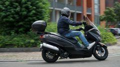 Suzuki Burgman 200: consuma poco e dà molto - Immagine: 22