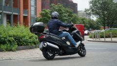 Suzuki Burgman 200: consuma poco e dà molto - Immagine: 23