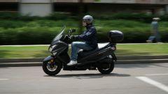 Suzuki Burgman 200: consuma poco e dà molto - Immagine: 26