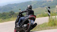 Suzuki Burgman 2017: il test drive