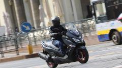 Suzuki Burgman 2017 in città