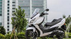 Suzuki Burgman 400 ABS 2017: prova, caratteristiche e prezzo - Immagine: 16