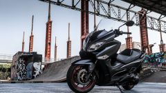 Suzuki Burgman 400 ABS 2017: prova, caratteristiche e prezzo - Immagine: 18