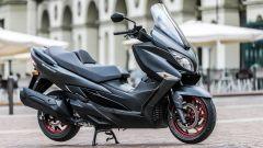 Suzuki Burgman 400 ABS, black