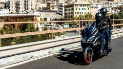Suzuki Burgman 400, il motore ha ricevuto aggiornamenti di fino