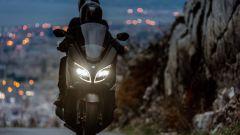 Suzuki Burgman 400: la nuova fanaleria a LED