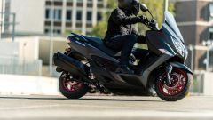 Suzuki Burgman 400: nuove linee più sportive