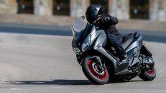 Suzuki Burgman 400: nuovo look per lo scooterone di Hammamatsu