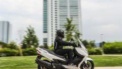 Suzuki Burgman Tour 2017, Burgman 400 ABS