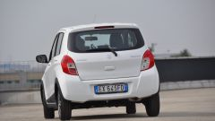 Suzuki Celerio: il posteriore