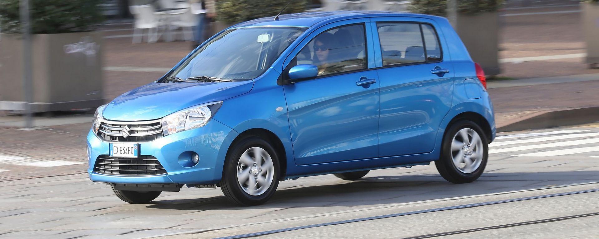 Suzuki Celerio: porte aperte il 23 e 24 gennaio