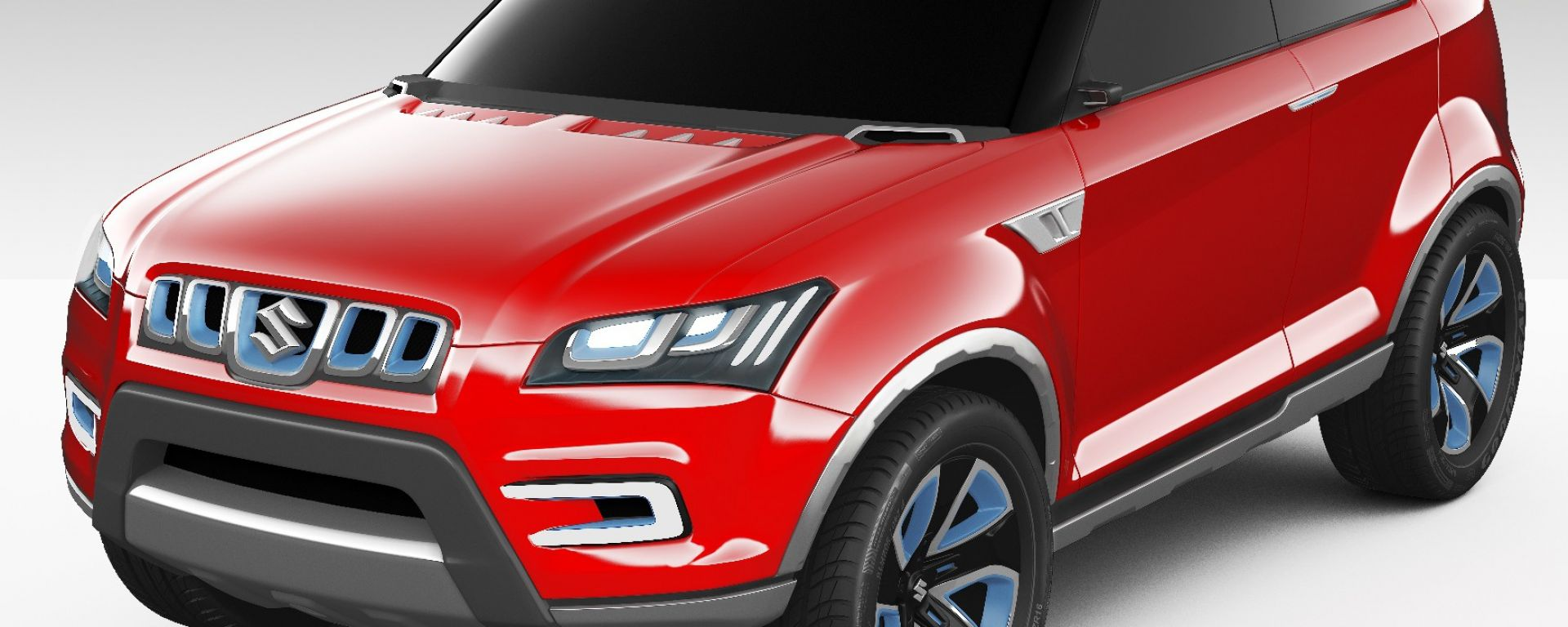 Suzuki Concept XA Alpha