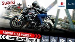 Suzuki Demo Ride Tour 2017