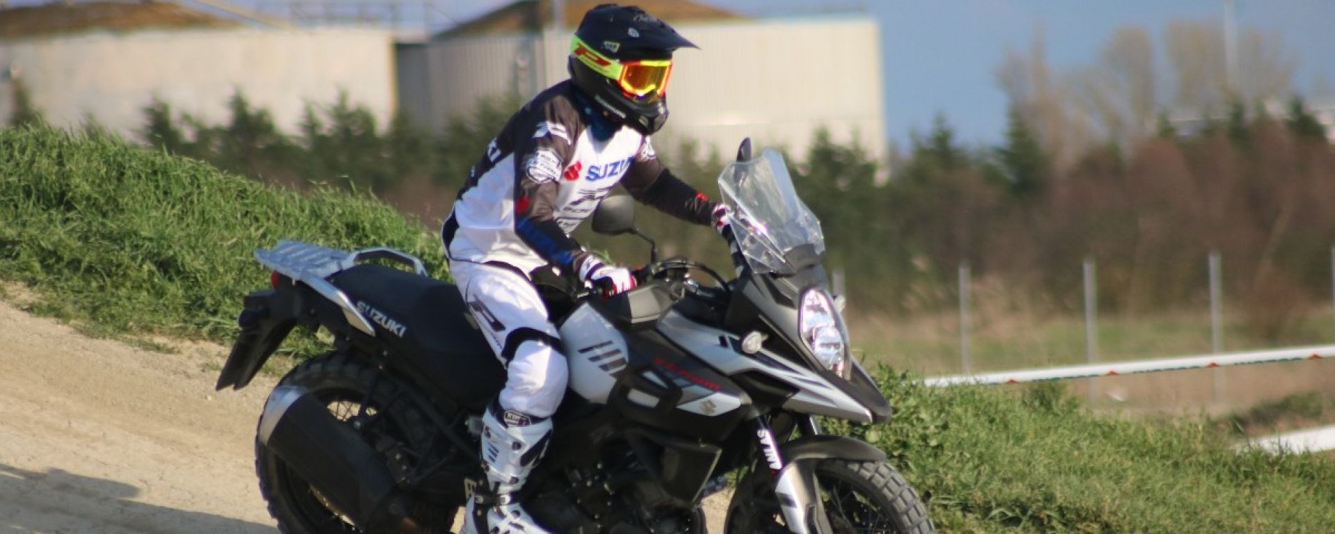 Suzuki Demo Ride Tour 2018