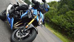 Suzuki Demoride Tour 2017, GSX-S750