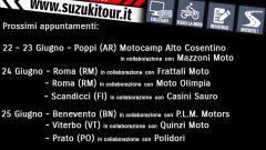 Suzuki DemoRide Tour 2017: le tappe del 22 e 23 giugno  - Immagine: 4