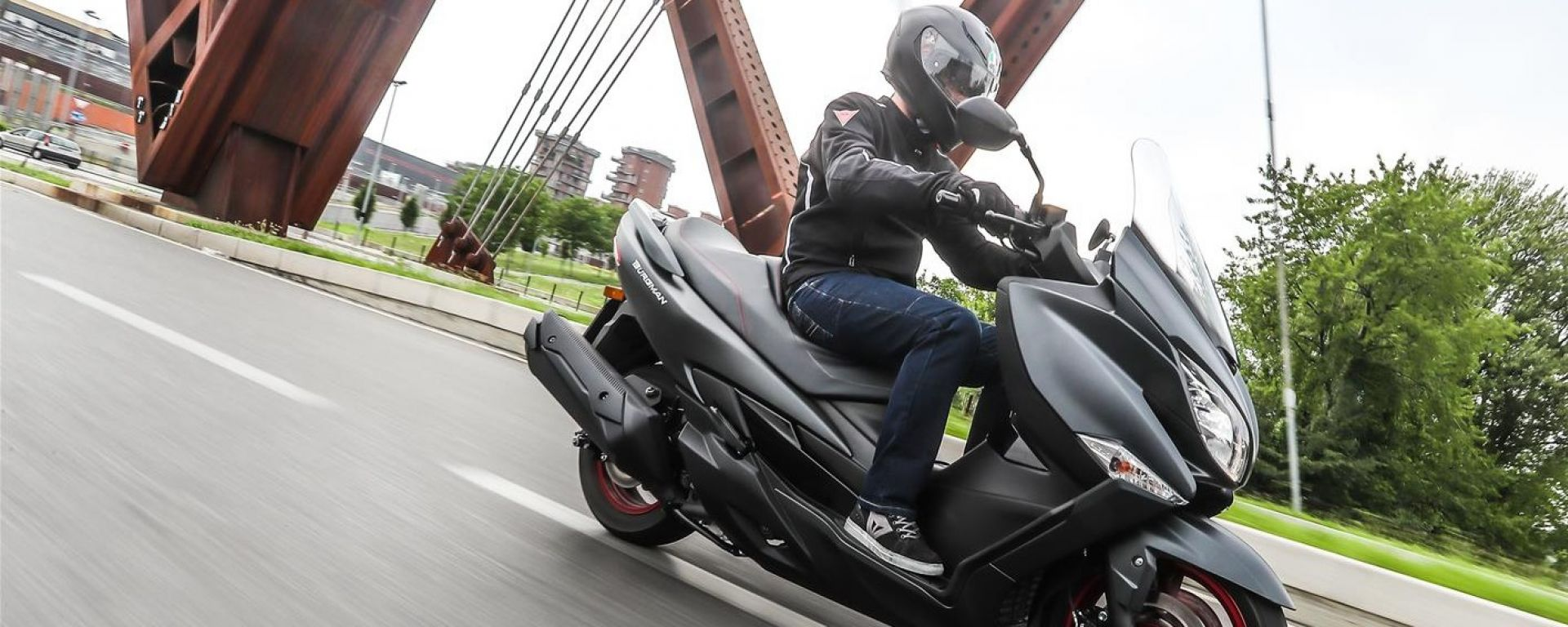 Suzuki Demoride Tour 2017