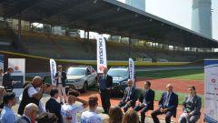 Suzuki pedala con gli azzurri: è il nuovo main sponsor della FCI - Immagine: 6