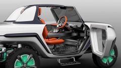 Suzuki e-Survivor: una buggy elettrica che ha ispirato la nuova Suzuki Jimny 2018