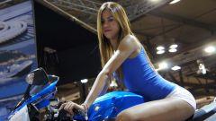 Eicma 2011: lo stand Suzuki  - Immagine: 3