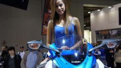 Eicma 2011: lo stand Suzuki  - Immagine: 5