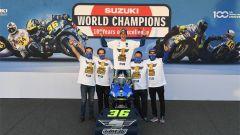 Suzuki rinnova con Dorna, sarà MotoGP fino al 2026