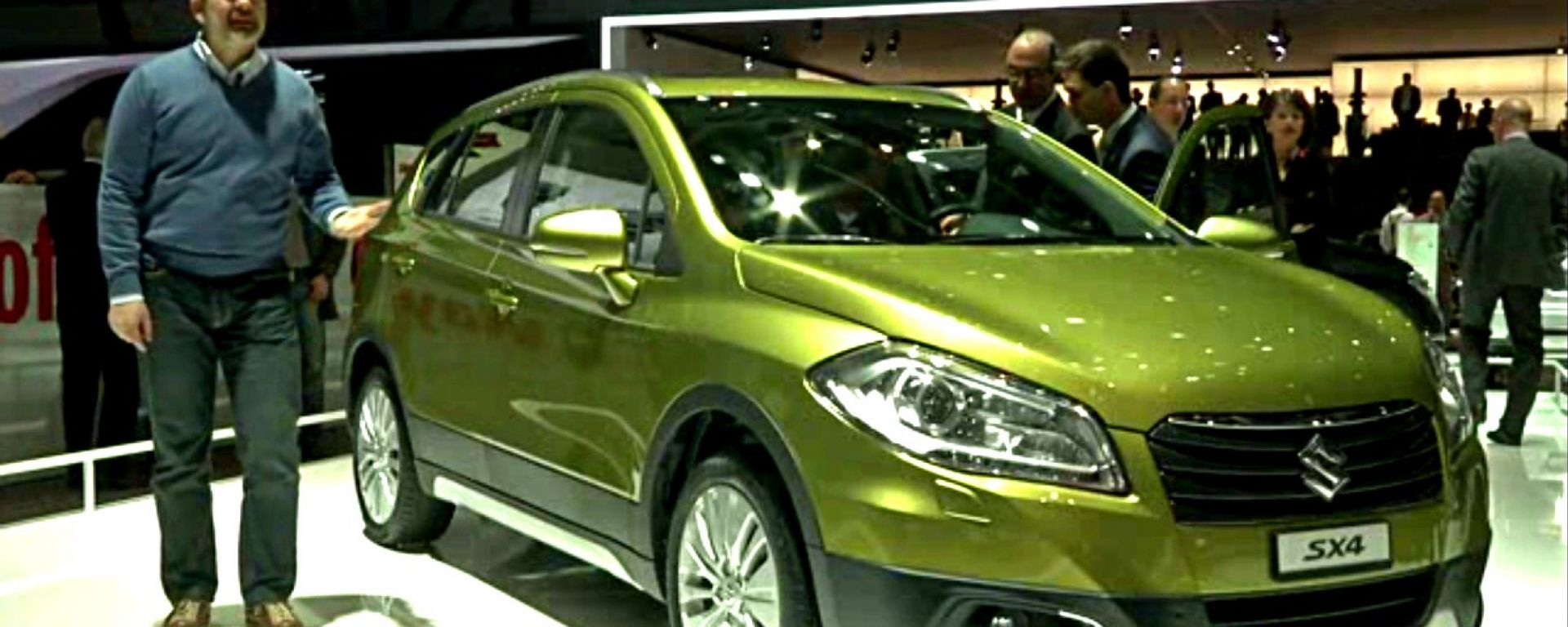 Salone di Ginevra 2013: Suzuki